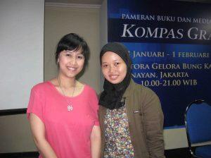 With Sitta Karina