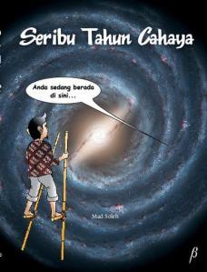Cover Seribu Tahun Cahaya - Mad Soleh