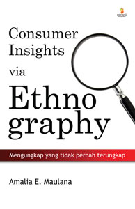 Cover buku Consumer Insights via Ethnography