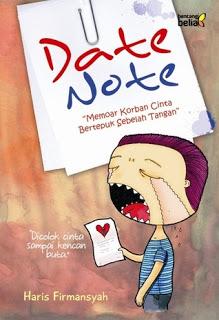 Review buku Date Note: Memoar Korban Cybersetan